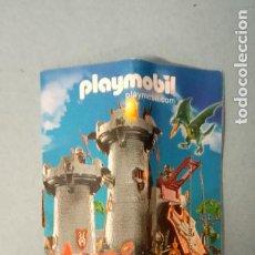 Collectionnisme: LIBRO INTRODUCCIÓN PLAYMOBIL.. Lote 226793325