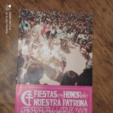 Collezionismo: JML PROGRAMA DE FIESTAS EN HONOR DE NUESTRA PATRONA CARAVACA DE LA CRUZ MAYO AÑO 1973 MURCIA VER. Lote 227733420