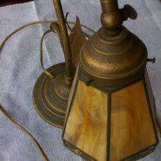 Coleccionismo: LAMPARA TIFFANY CATALOGADA NUMERADA TIFFANY' S ART DECO LAMP. Lote 232427450