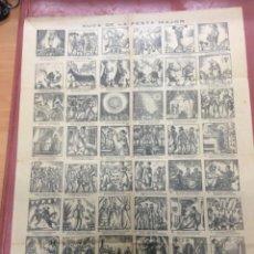 Colecionismo: AUCA DE LA FESTA MAJOR VILAFRANCA PENEDES. Lote 234431035