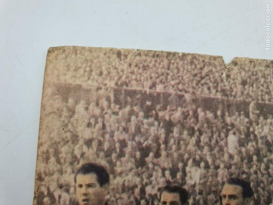 Coleccionismo: LAMINA F.C.BARCELONA ( AÑOS 50 ) CHOCOLATES BATANGA ( FUTBOL ) VER FOTOS - Foto 5 - 234912375