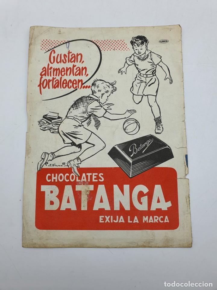 Coleccionismo: LAMINA F.C.BARCELONA ( AÑOS 50 ) CHOCOLATES BATANGA ( FUTBOL ) VER FOTOS - Foto 9 - 234912375