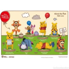 Coleccionismo: DISNEY CLASSIC SERIES FIGURAS MINI EGG ATTACK 8 CM WINNIE THE POOH EXPOSITOR (8. Lote 235230720