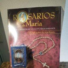 Coleccionismo: ROSARIO BEATA MARÍA VIRGO REMEDIORUM COLECION SALVAT. Lote 235643585
