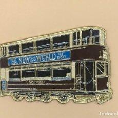 Coleccionismo: TRANVIA INGLES NUMERO 40 - LONDON TRASNSPORT. Lote 236052745