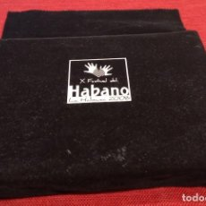Coleccionismo: CAJA MADERA PUROS HABANOS - X FESTIVAL DEL HABANO - LA HABANA 2008. Lote 236608310