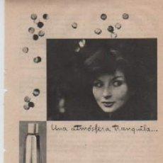 Coleccionismo: ANUNCIO PUBLICIDAD AGUA LAVANDA PUIG. Lote 236791320