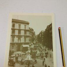 Coleccionismo: LOTE 8 BELLAS LAMINAS ESTAMPAS FOTOGRAFICAS ANTIGUO NAPOLES NAPOLI C.1900. Lote 237176280