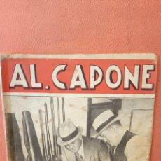 Collectionnisme: LOS PISTOLEROS DE CHICAGO. AL. CAPONE. N.2. Lote 239358305