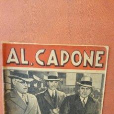 Collectionnisme: LOS PISTOLEROS DE CHICAGO. AL. CAPONE. N.56. EDITORIAL VECCHI.. Lote 239359205