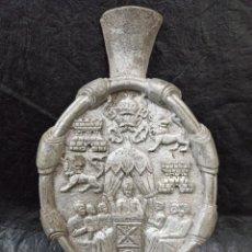 Coleccionismo: MOLDE ESCUDO DE LA UNIVERSIDAD DE SALAMANCA. Lote 240572420