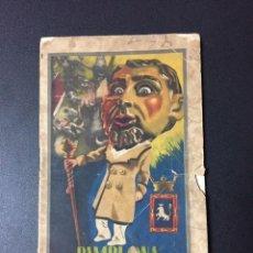 Coleccionismo: PROGRAMA FIESTAS SAN FERMIN PAMPLONA AÑO 1941. Lote 240583620