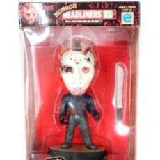 Coleccionismo: HORROR HEADLINERS XL FIGURA/FIGURE: JASON VORHEES - VIERNES 13/ FRIDAY 13TH (EQUITY MARKETING). Lote 241711440