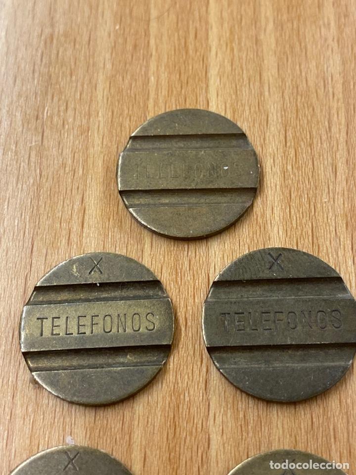 Coleccionismo: Lote de fichas telefónicas españolas - Foto 2 - 243590650
