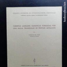 Coleccionismo: CONSEJO SUPERIOR DE INVESTIGACIONES CIENTÍFICAS. Lote 243932875