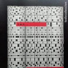 Coleccionismo: INFORMES DE LA CONSTRUCCIÓN. Lote 243932925