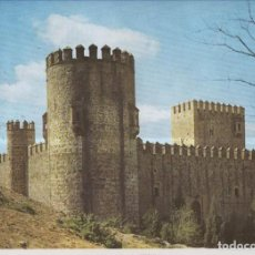 Coleccionismo: CASTILLO DE SAN SERVANDO (TOLEDO). Lote 243933305