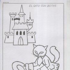 Coleccionismo: EMILIO FREIXAS SERIE AZUL A9 LAMINA 06. Lote 243933560