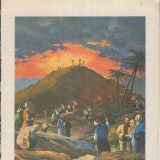 Coleccionismo: NUEVO TESTAMENTO: HISTORIA DE JESUS: LAMINA 01. Lote 243934205