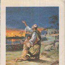 Coleccionismo: NUEVO TESTAMENTO: HISTORIA DE JESUS: LAMINA 15. Lote 243934220