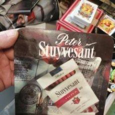 Coleccionismo: VACIABOLSILLOS PETER STUYVESANT. Lote 244017130