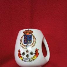 Coleccionismo: ORIGINAL JARRA DE LOZA.RGTO DE INFANTERÍA AEROTRANSPORTABLE PRÍNCIPE NÚM 3 EL OSADO. Lote 244481870