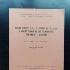 Coleccionismo: CONSEJO SUPERIOR DE INVESTIGACIONES CIENTÍFICAS. Lote 244530760