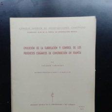 Coleccionismo: CONSEJO SUPERIOR DE INVESTIGACIONES CIENTÍFICAS. Lote 244530765
