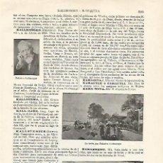 Coleccionismo: LAMINA ESPASA 21146: EL GRAN BUDA DE KAMAKURA. Lote 244693360