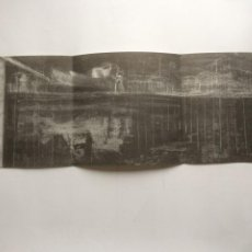 Coleccionismo: GUGGENHEIM BILBAO MUSEOA - MARRAZKIA/LÁMINA: DORA SALAZAR - 1999. Lote 244940715