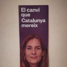 Coleccionismo: CARTA ELECTORAL SIN ABRIR - CAMBIO ELECCIONES 14F - PODEMOS - PARLAMENTO CATALUÑA ESPAÑA - POLITICA. Lote 244954160
