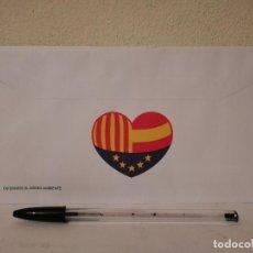 Coleccionismo: CARTA ELECTORAL SIN ABRIR - 14F - CIUDADANOS - PARLAMENTO ESPAÑA - POLITICA. Lote 244954225