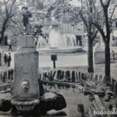 Coleccionismo: PALMA DE MALLORCA JARDINET DE LA REINA ANTIGUO HUECOGRABADO. Lote 245074360