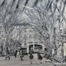 Coleccionismo: PALMA DE MALLORCA EL BORN ANTIGUO HUECOGRABADO. Lote 245074460