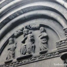 Coleccionismo: PALMA DE MALLORCA PALACIO DE LA ALMUDAINA ANTIGUO HUECOGRABADO. Lote 245074725