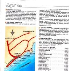 Coleccionismo: AGUILAS MURCIA. Lote 245109850