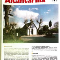Coleccionismo: ALCANTARILLA MURCIA. Lote 245110780