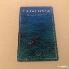 Coleccionismo: TARJETA MAGNÉTICA DE HOTEL LLAVE PLÁSTICO CARD KEY ENVÍO GRATIS. Lote 246007440