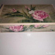 Coleccionismo: CAJA DE JABONES DE AVON. Lote 246007470