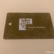 Coleccionismo: TARJETA MAGNÉTICA DE HOTEL LLAVE PLÁSTICO CARD KEY ENVÍO GRATIS. Lote 246008245