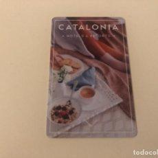 Coleccionismo: TARJETA MAGNÉTICA DE HOTEL LLAVE PLÁSTICO CARD KEY ENVÍO GRATIS. Lote 246008710