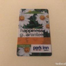 Coleccionismo: TARJETA MAGNÉTICA DE HOTEL LLAVE PLÁSTICO CARD KEY ENVÍO GRATIS. Lote 246008720