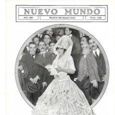 Coleccionismo: AÑO 1913 RECORTE PRENSA TORTOLA VALENCIA EN EL ATENEO MADRID ARTISTA ESPAÑOLA BAILARINA DANZARINA. Lote 246135205
