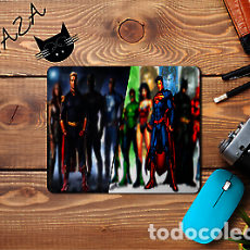 Coleccionismo: THE BOYS SUPERMAN VS EL PATRIOTA ALFOMBRILLA RATON MOUSEPAD LADTOP. Lote 246409180
