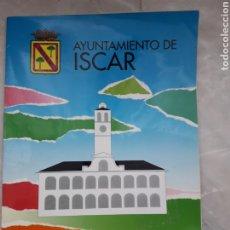 Coleccionismo: AYUNTAMIENTO DE ISCAR. MEMORIA DE GESTIÓN. 1987/1991. Lote 246423815