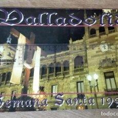 Coleccionismo: VALLADOLID. SEMANA SANTA, 1998. Lote 247010965