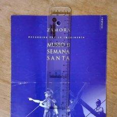 Coleccionismo: ZAMORA. MUSEO DE SEMANA SANTA, C. 2003.. Lote 247129040