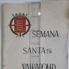Coleccionismo: SEMANA SANTA EN VALLADOLID, 1941.. Lote 247269305