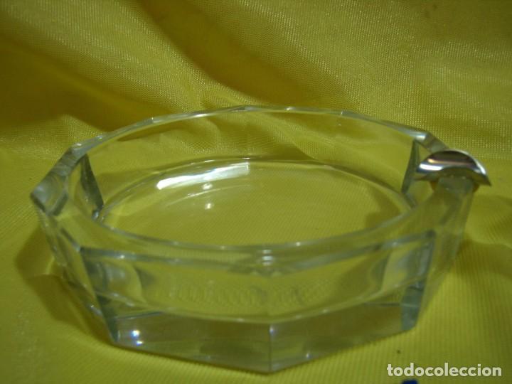 Coleccionismo: Juego fumador cristal , años 80, Nuevo sin usar. - Foto 3 - 247488930