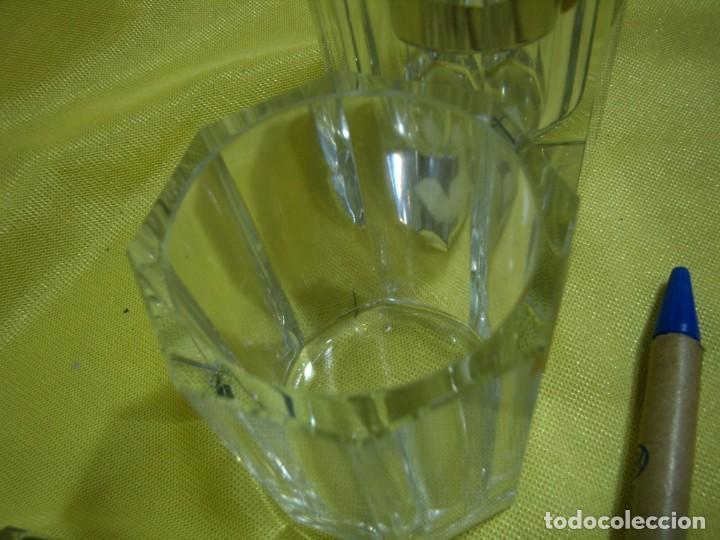 Coleccionismo: Juego fumador cristal , años 80, Nuevo sin usar. - Foto 6 - 247488930